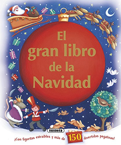 9788467715293: El gran libro de la navidad / of Christmas (Spanish Edition)
