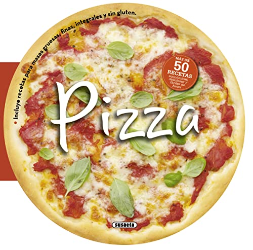 9788467715347: Pizza (Recetas redondas)