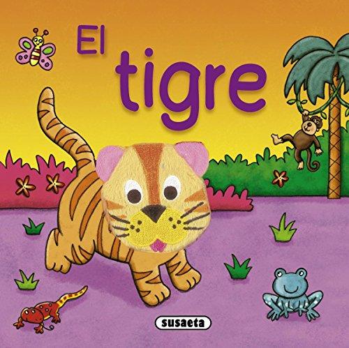 9788467715538: El tigre (Pequeñas marionetas)
