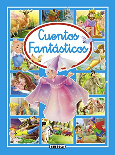 9788467715873: Cuentos fantasticos azul / Blue fantasy stories (Spanish Edition)