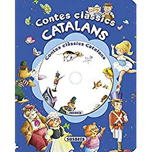 9788467716054: Contes clàssics catalans (Canta I Explica Amb Cd)