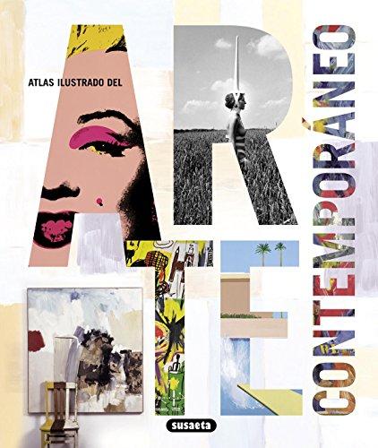 9788467716290: Atlas ilustrado del arte contemporáneo