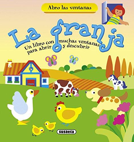 9788467716344: La granja (Abro las ventanas)