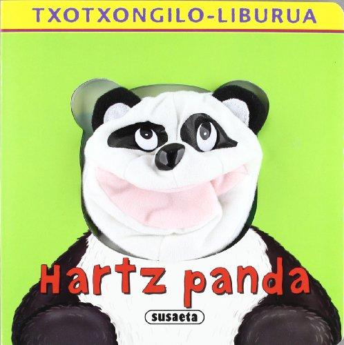 9788467717334: Hartz Panda - Txotxogilo Liburua (Txotxongilo Liburuak)