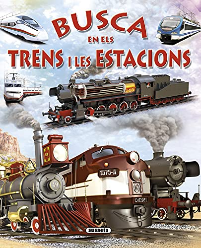 9788467717792: Trens I Les Estacions (Catalan Edition)