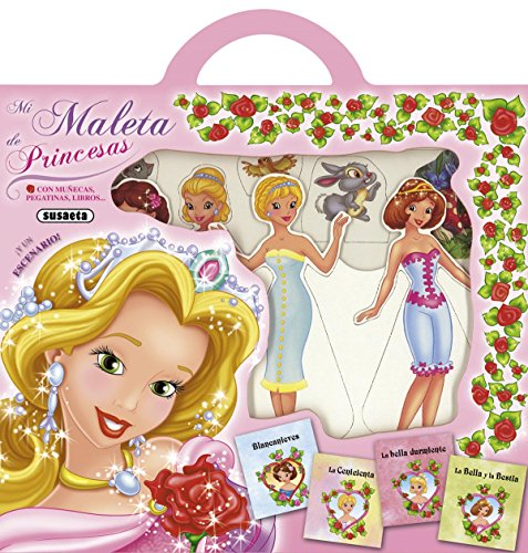 9788467717839: Mi maleta de princesas / My suitcase of princesses (Spanish Edition)