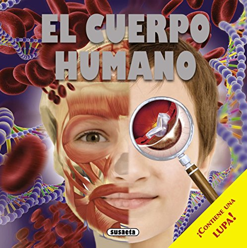9788467718638: El cuerpo humano / The human body (Lupa mágica / Magic Magnifier) (Spanish Edition)