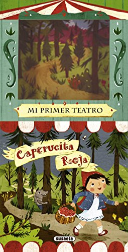 9788467718898: Caperucita roja / Little Red Riding Hood (Mi Primer Teatro / My First Show) (Spanish Edition)