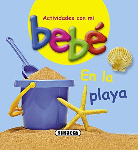 9788467719383: En la playa (Actividades con mi bebé)