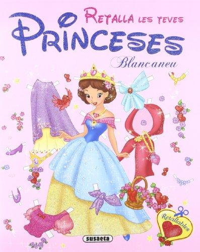 9788467719437: Retalla les teves princeses (4 ttols)