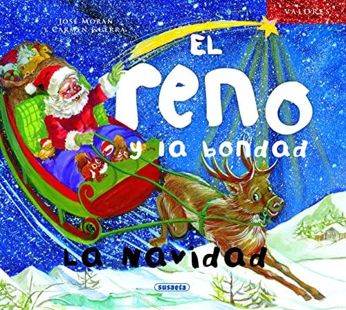 9788467719673: El reno y la bondad, la Navidad