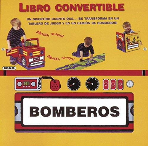 9788467719871: Bomberos (Libro convertible)