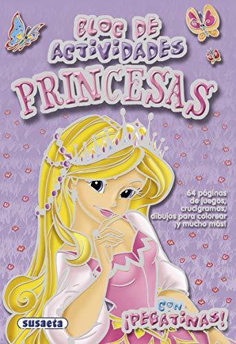 9788467720044: Princesas (Bloc de actividades)