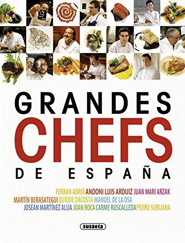 9788467720181: Grandes chefs de España (El Gran Libro Del Gourmet)