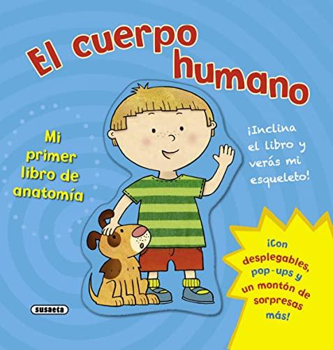 9788467720334: El cuerpo humano. Mi primer libro de anatomía
