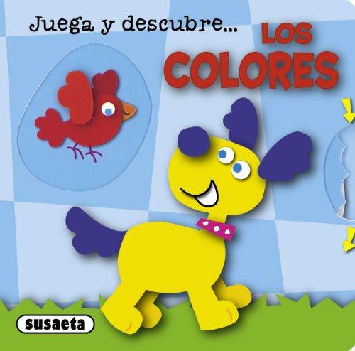 Juega y descubre.: Susaeta Ediciones S
