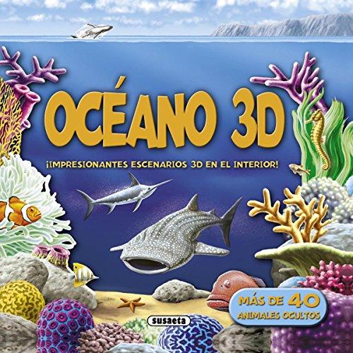 9788467720488: Océano 3d / 3D Ocean (Spanish Edition)