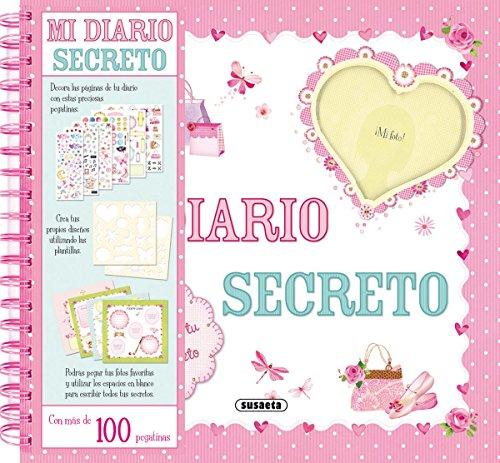 9788467721485: Mi diario secreto (Secretos de chicas)