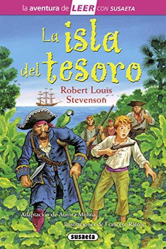 9788467721799: La isla del tesoro (La aventura de LEER con Susaeta - nivel 3)