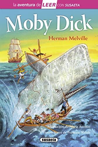 9788467721881: Moby Dick (La aventura de LEER con Susaeta - nivel 3)