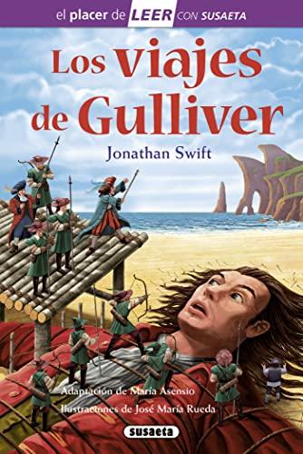 9788467722116: Los viajes de Gulliver (El placer de LEER con Susaeta - nivel 4)