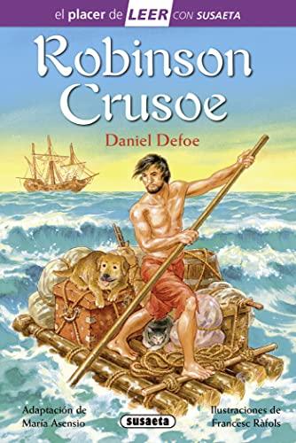 9788467722130: Robinson Crusoe (El placer de LEER con Susaeta - nivel 4)