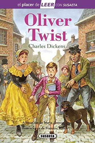Oliver Twist (El placer de LEER con: Dickens, Charles