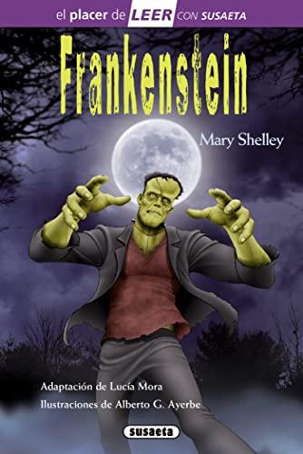 9788467722178: Frankenstein (El placer de LEER con Susaeta - nivel 4)