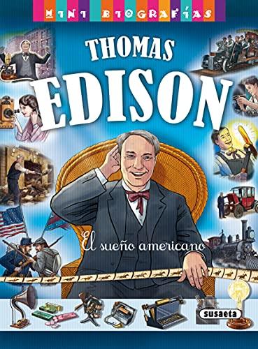 9788467722260: Thomas Edison