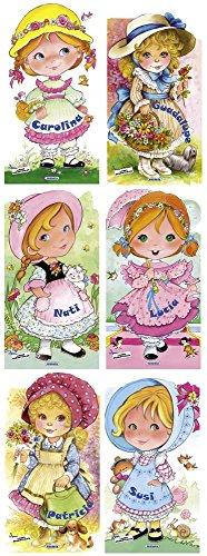 9788467722765: Muñecas peponas (Pack de 6 libros)