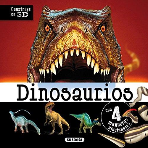 9788467722918: Dinosaurios (Construye en 3D)