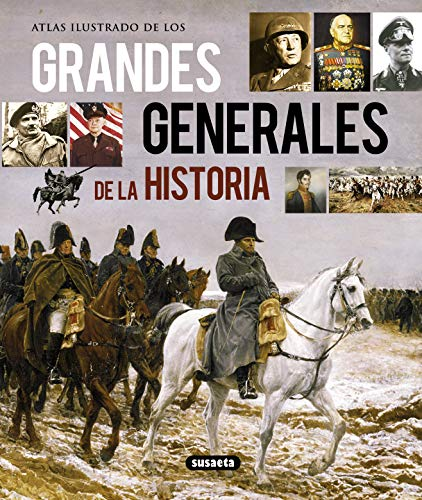9788467722956: Grandes generales de la historia / Great generals of history (Spanish Edition)