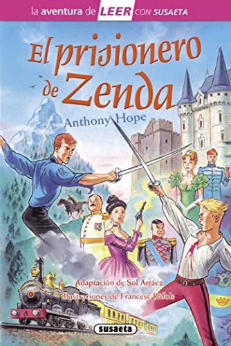 9788467723328: El prisionero de Zenda (La aventura de LEER con Susaeta - nivel 3)