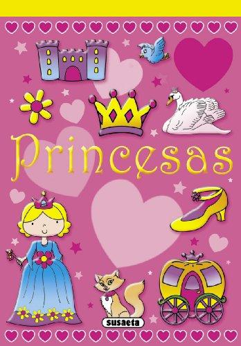 9788467723465: Princesas (Juegos y pasatiempos)