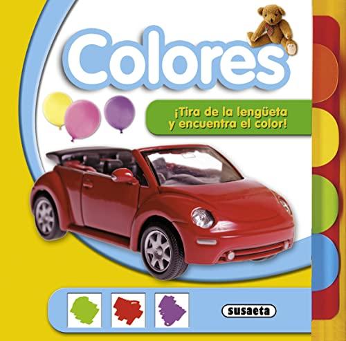 9788467723502: Colores (Lengüetas sorpresa)