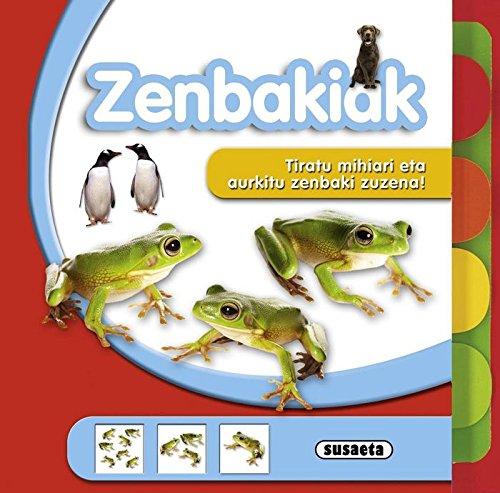9788467723557: Zenbakiak (Spanish Edition)