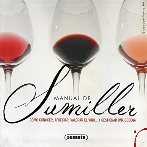 9788467723861: Manual del sumiller / Sommelier Manual (Spanish Edition)