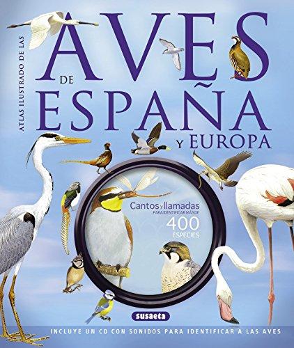 9788467724172: Aves de españa y europa / Birds of Spain and Europe (Spanish Edition)