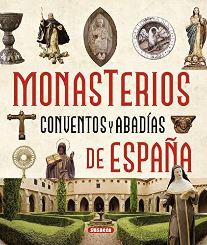 9788467724325: Monasterios, conventos y abadías / Monasteries, convents and abbeys (Spanish Edition)
