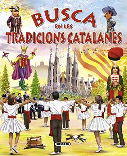 9788467724332: Busca en les tradicions catalanes