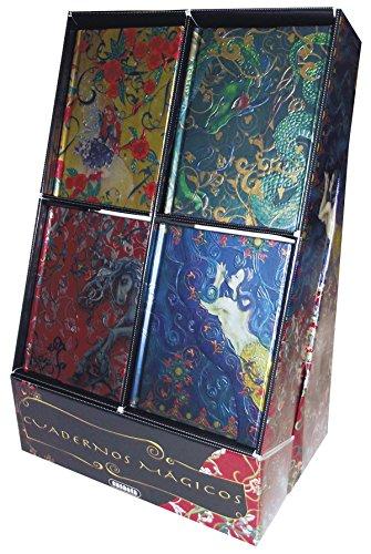 9788467724745: Estuche cuadernos mágicos (16 ejemplares)
