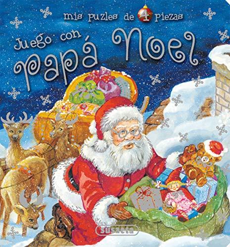 9788467726114: Juego Con Papa Noel (puzles 4