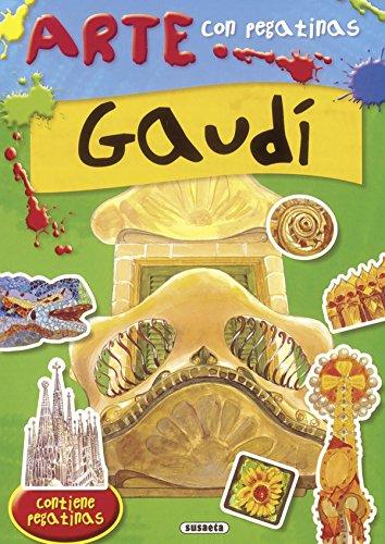 9788467727722: Gaudí (Arte con pegatinas)