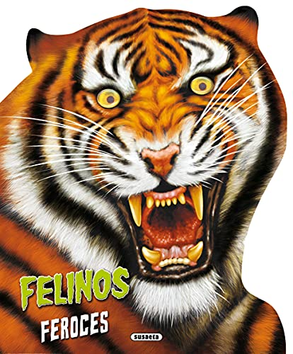 9788467727890: Felinos feroces (Cabeza de animal)