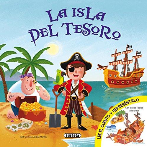 9788467728132: La isla del tesoro (Representa tu cuento)