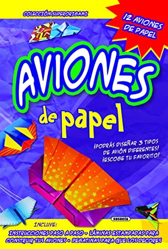 9788467728989: Aviones de papel