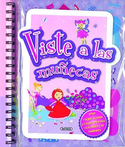 9788467729184: Viste a las muñecas (Más que libros)
