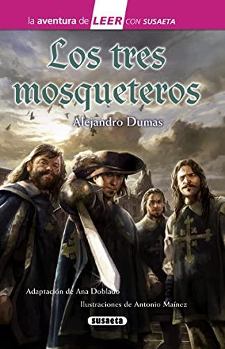 9788467729511: Los tres mosqueteros