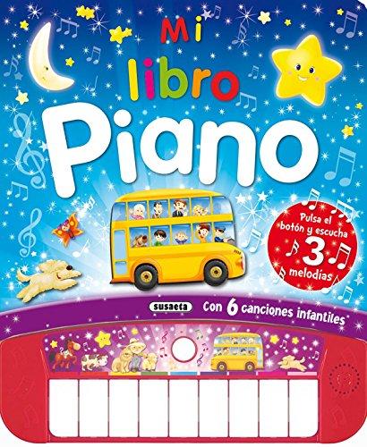 9788467729535: Mi libro piano (Libro musical)