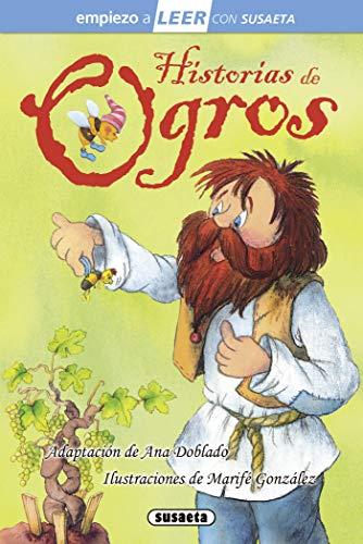 9788467729580: Historias De Ogros (Empiezo a LEER con Susaeta - nivel 1)